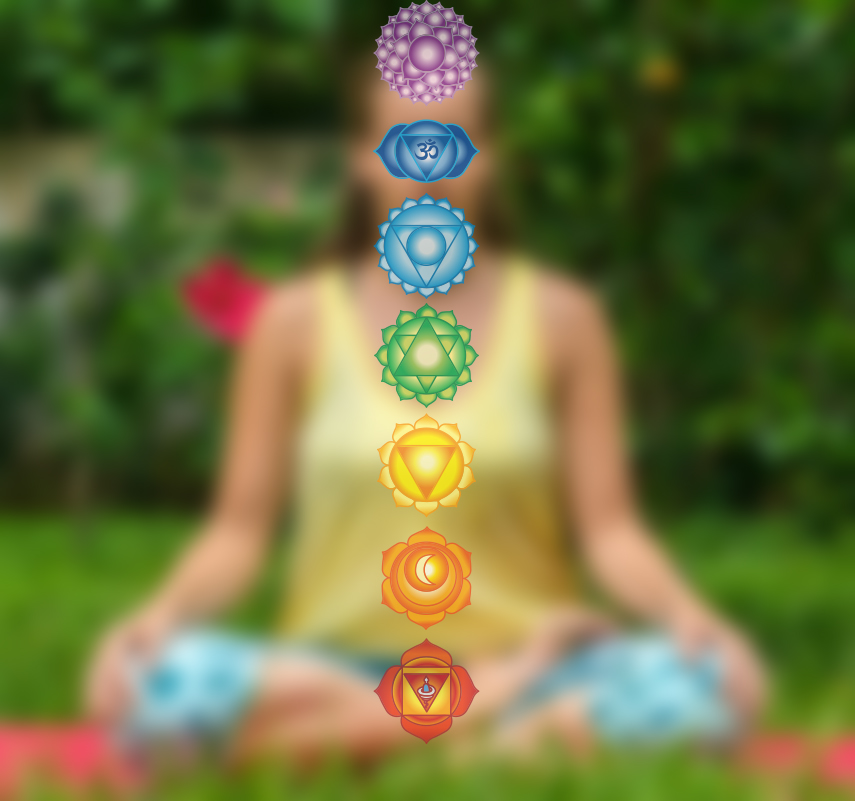 All about the 7 chakras